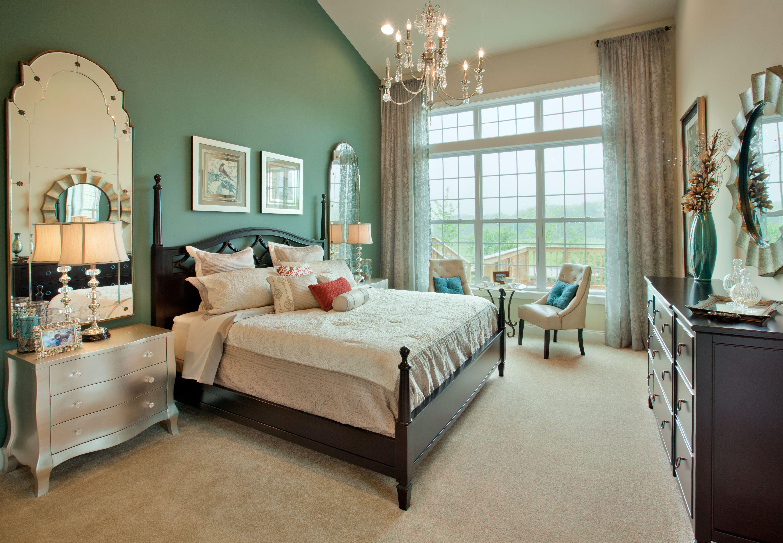Sea Foam Green Bedroom