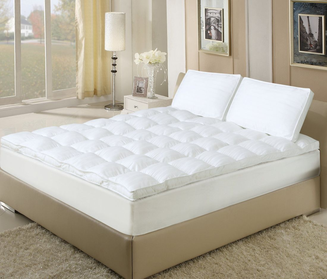 Fiberbed mattress topper down alternative toppers there