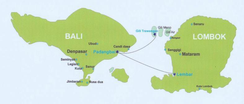 Indonezja-wycieczka 2 tygodnie na Bali,Gili i Lombok - relacja osobista.
