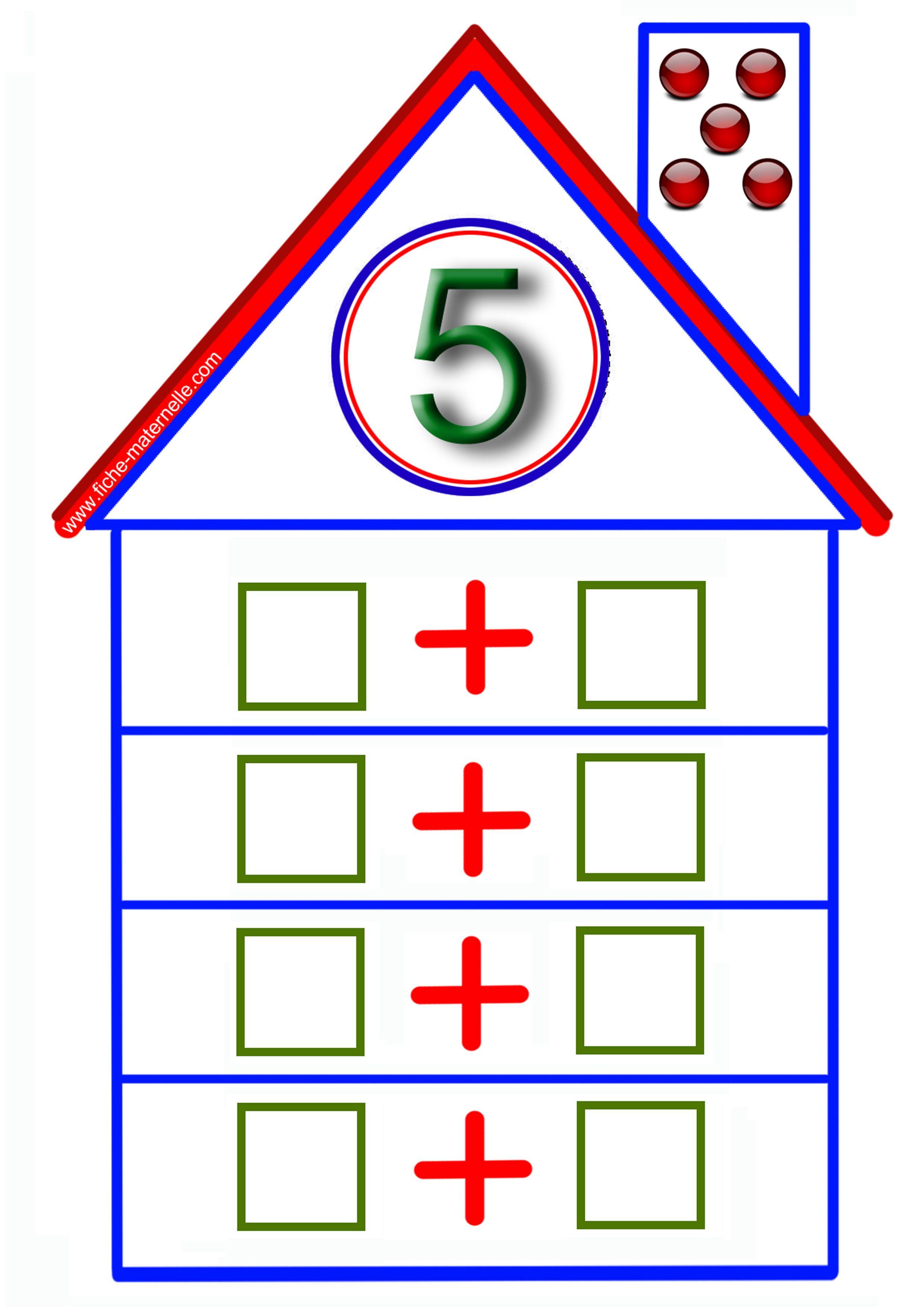 Jeux Mathematiques En Maternelle