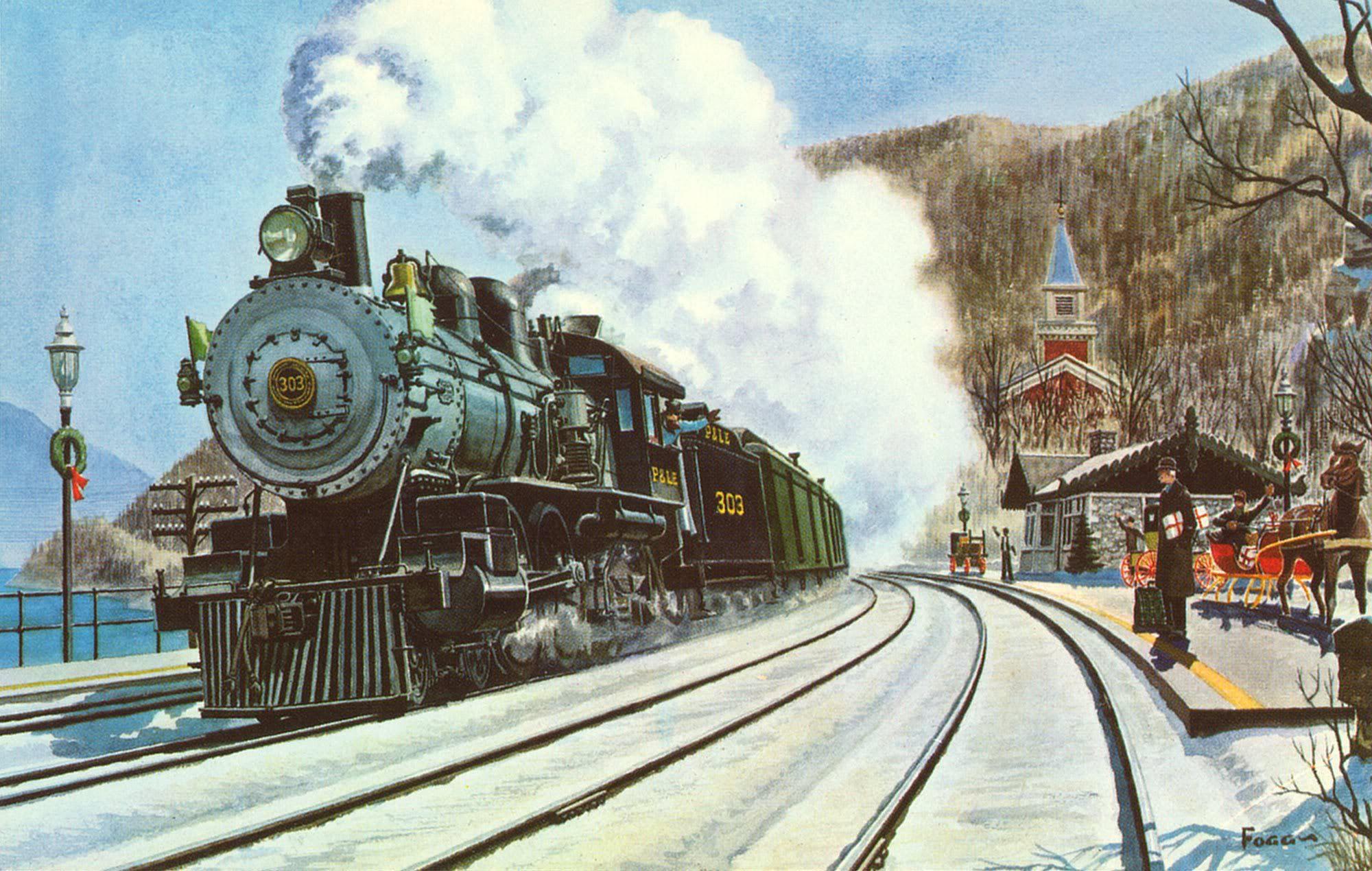 Christmas Mail 1907 Stoops Ferry Pennsylvania Howard