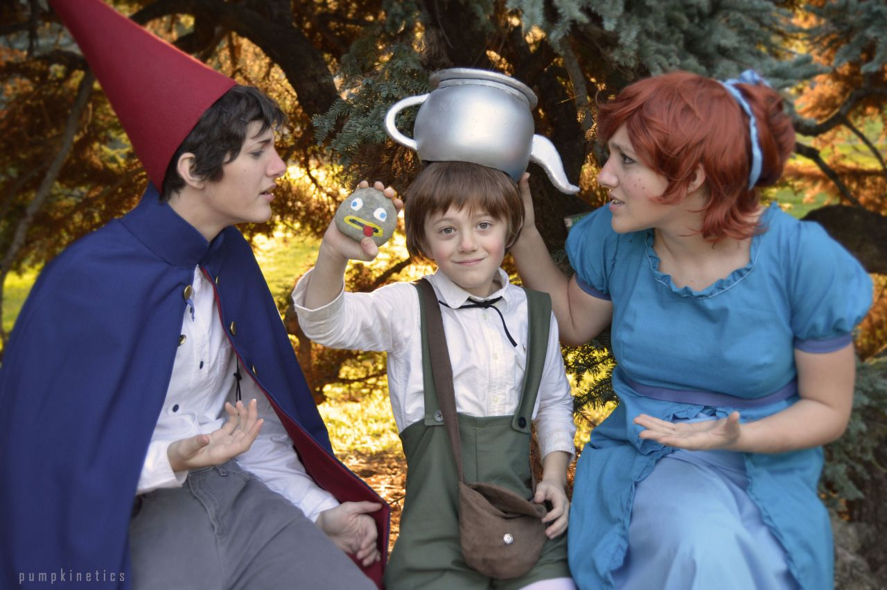 over the garden wall cosplay from last winter sac anime on over the garden wall id=21497