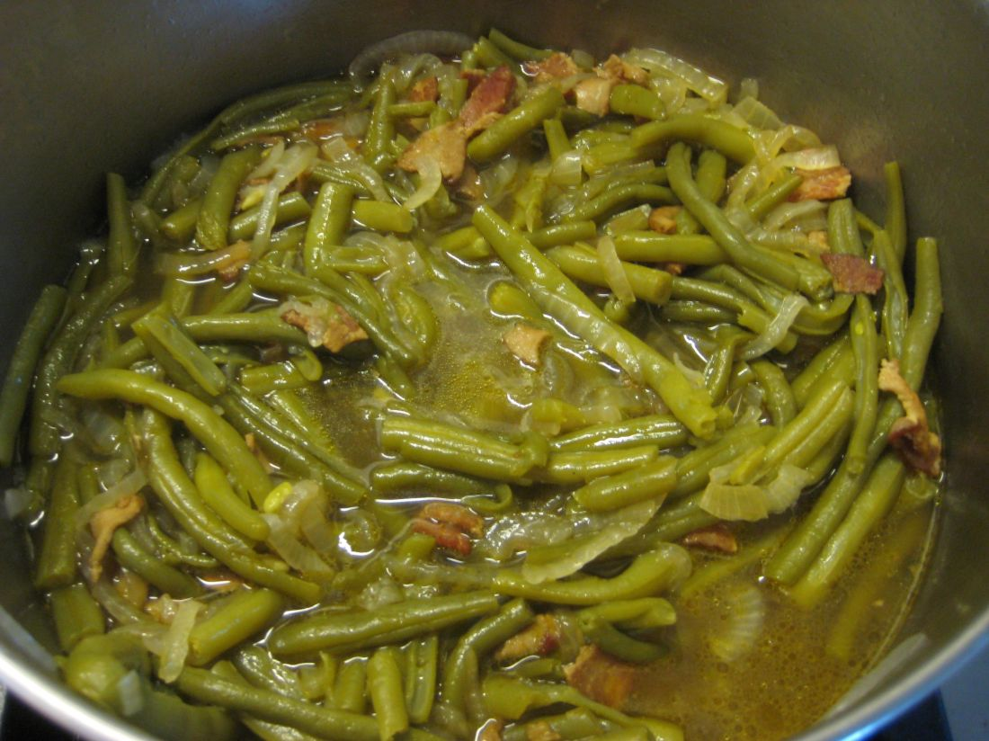 How to cook fresh green beans paula deens delicious