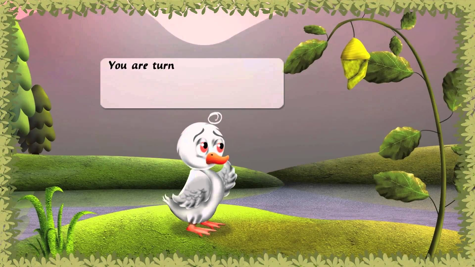 Learn English Through Story The Ugly Duckling Level 11