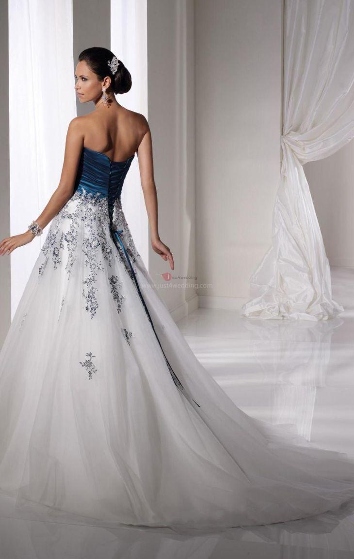 weddingdressesblueandwhitetallwhiteandblueweddingdress