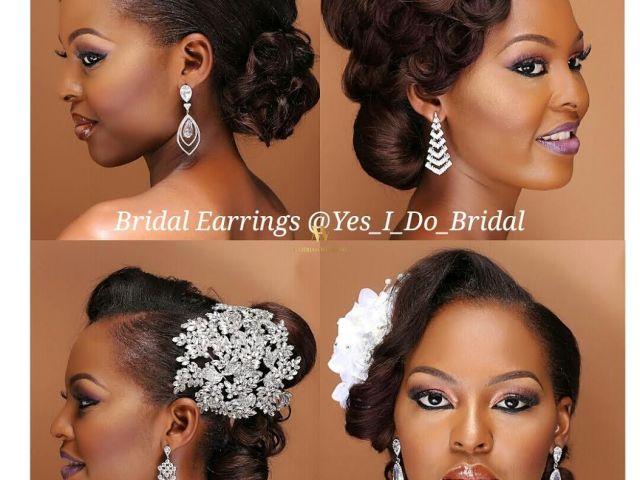nigerian wedding presents yes! i do bridal's bridal headpiece