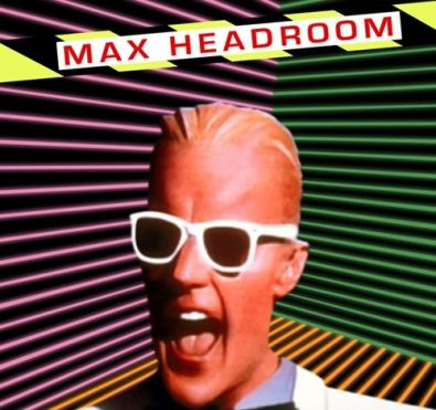Image result for Max Headroom