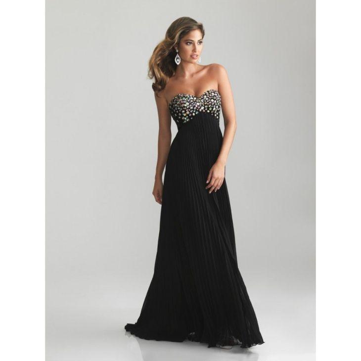 Black Prom Dress Black Long Prom Dresses Black Prom Dress