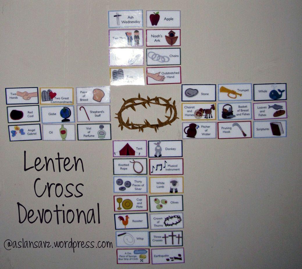 The Lenten Cross A Devotional For Easter