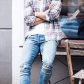 Blue flannel outfits for guys   best Himz images on Pinterest  Menswear Knight and Mens fashion