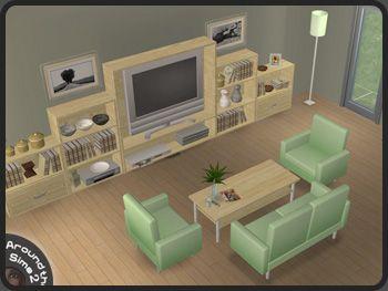Around The Sims 2