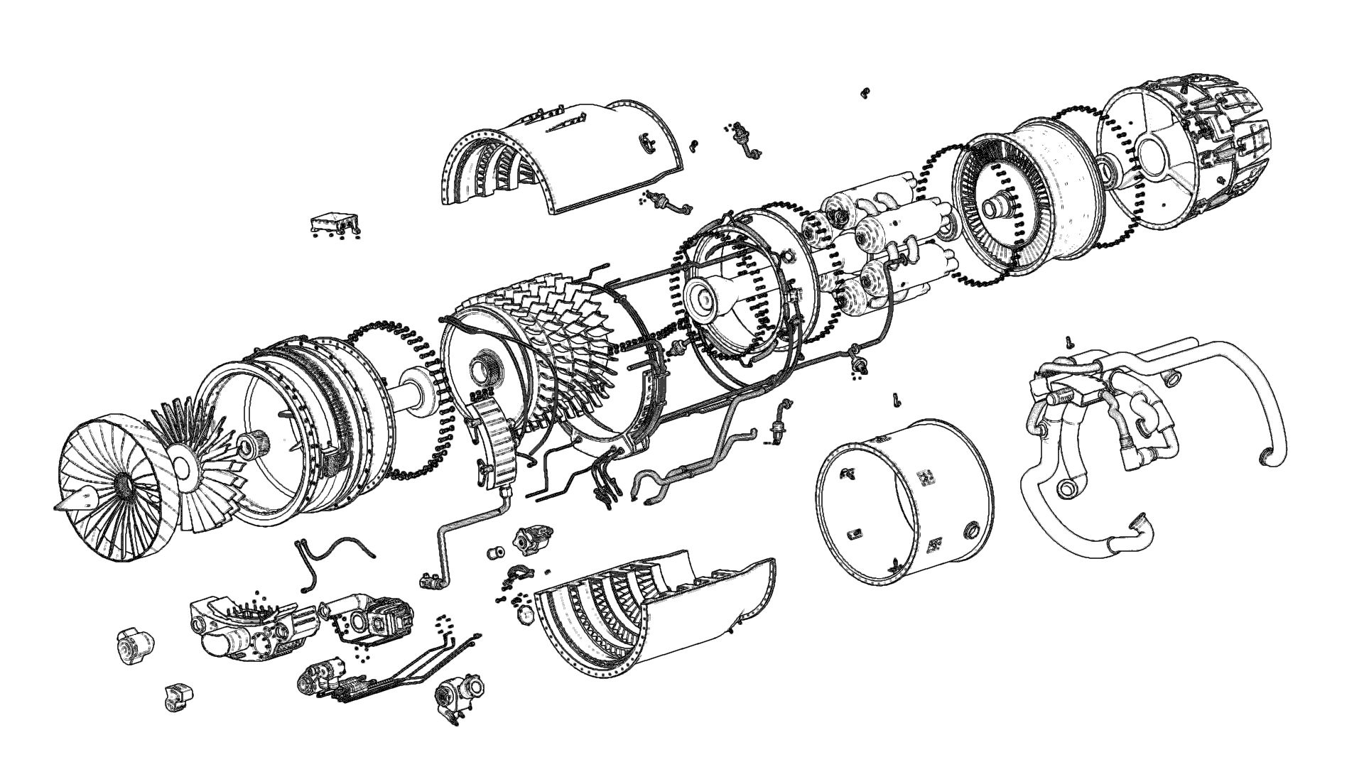 Drawing Mechanical Objects