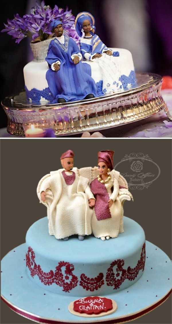 Traditional Wedding Cakes In Nigeria Top Photo By Dotun