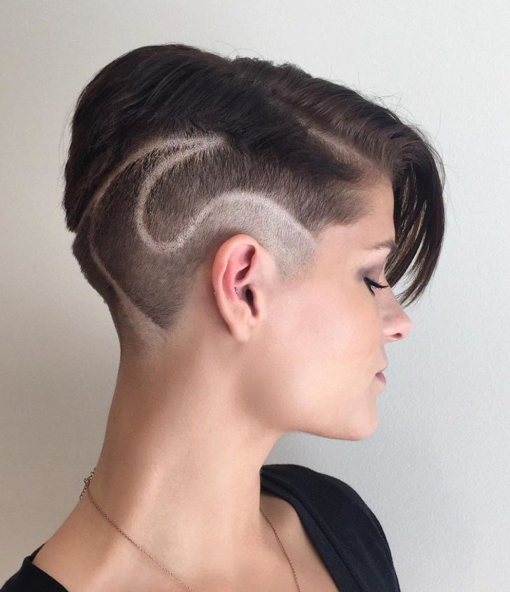 Most Gorgeous Mohawk Hairstyles of Nowadays Mohawk hairstyles