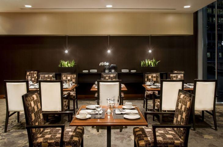 SSDG Interiors Inc  hospitality restaurant Terminal City Club The