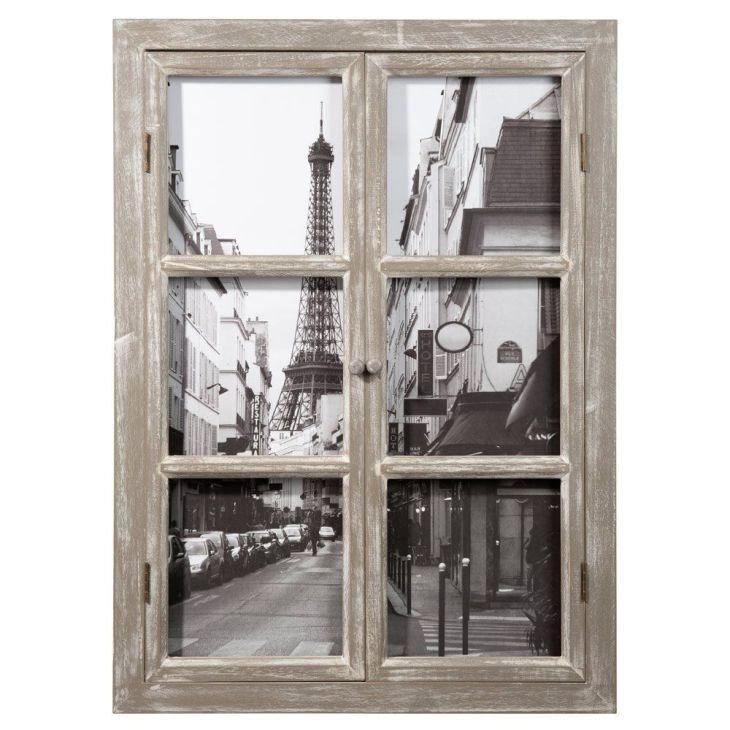 Cuadro ventana de madera  x  cm  Beautiful things and Decoration