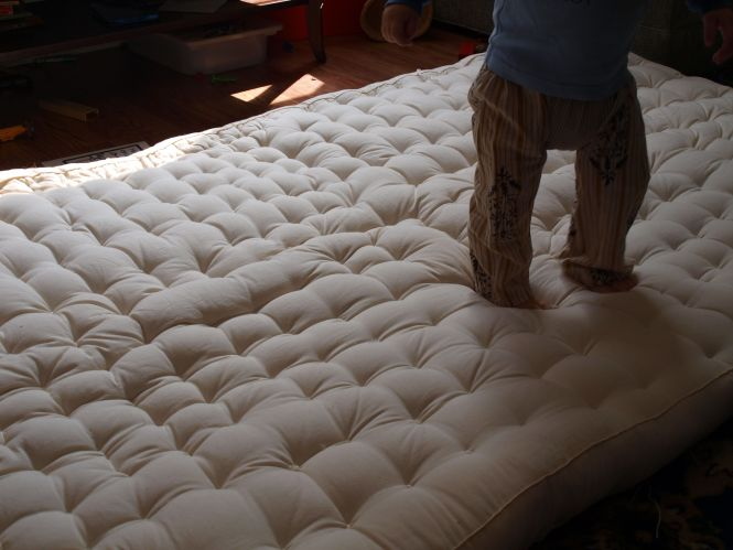 How To Make Your Own Mattress Using Wool Batts Erpies