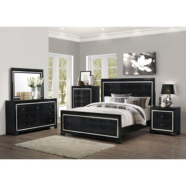 black queen bedroom set