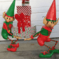 Paper mâché elves really cute how to diy yourself crafts christmas