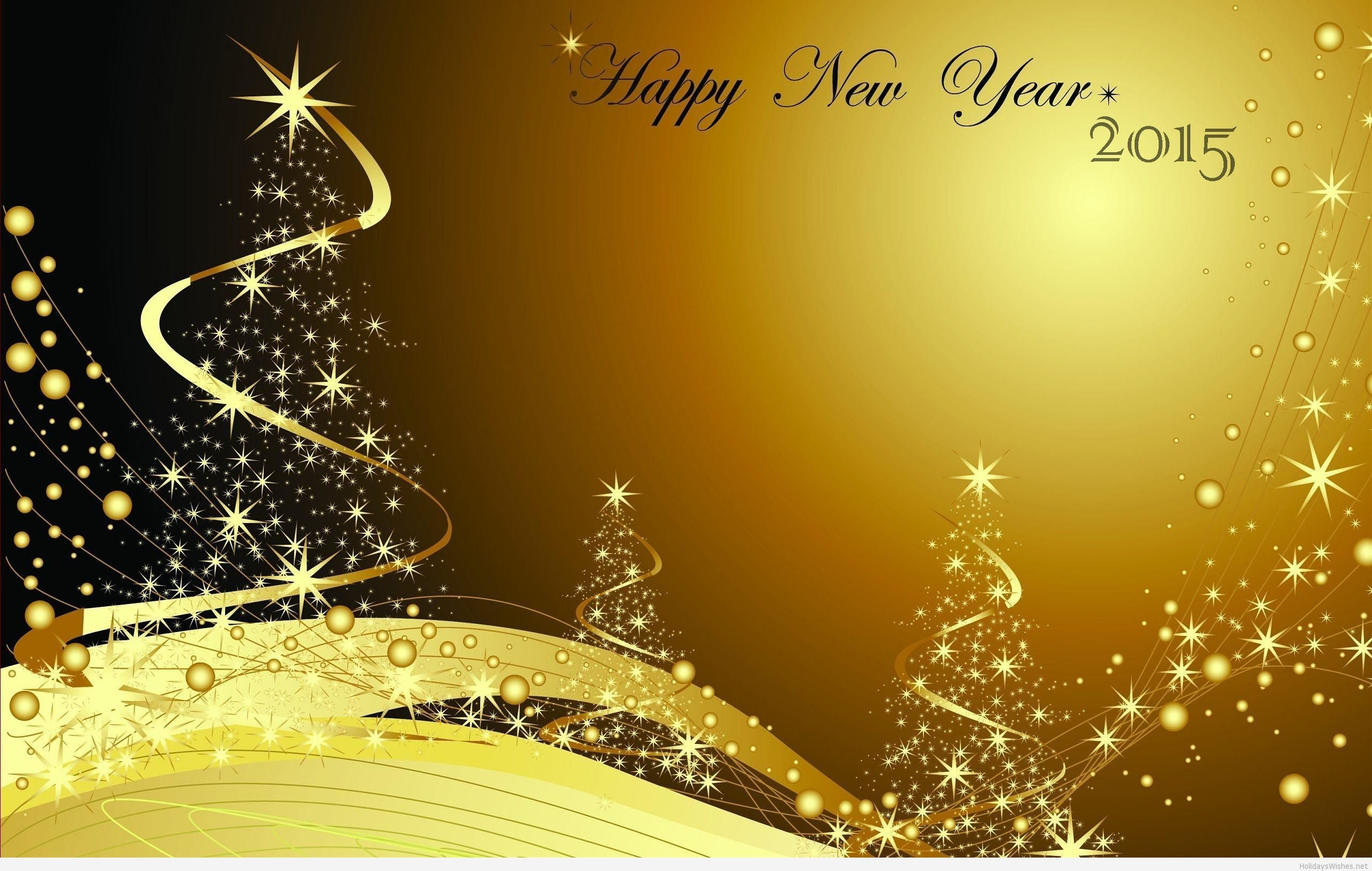 background new year wishes