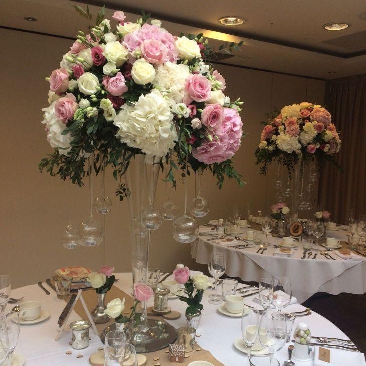 A beautiful wedding moddershalloaks parsleyandsage weddingflowers