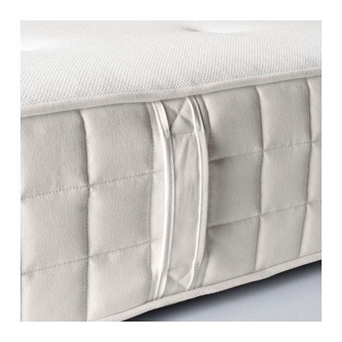 Hyllestad Pocket Sprung Mattress Firm White Standard King