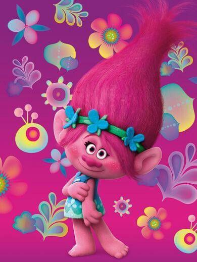 Poppy Trolls Pinterest Troll Party Trolls