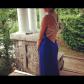 Prom dress cobalt blue prom and la femme dresses