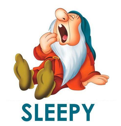Sleepy Seven Dwarfs seven dwarfs sleepy pictures