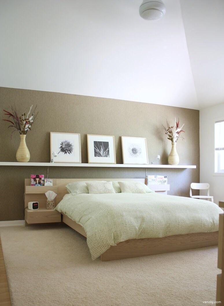 Best Kitchen Gallery: Ikea Malm Beuken Lack Planken Interieur Ideeën Pinterest Ikea of Ikea Small Guest Bedroom on rachelxblog.com