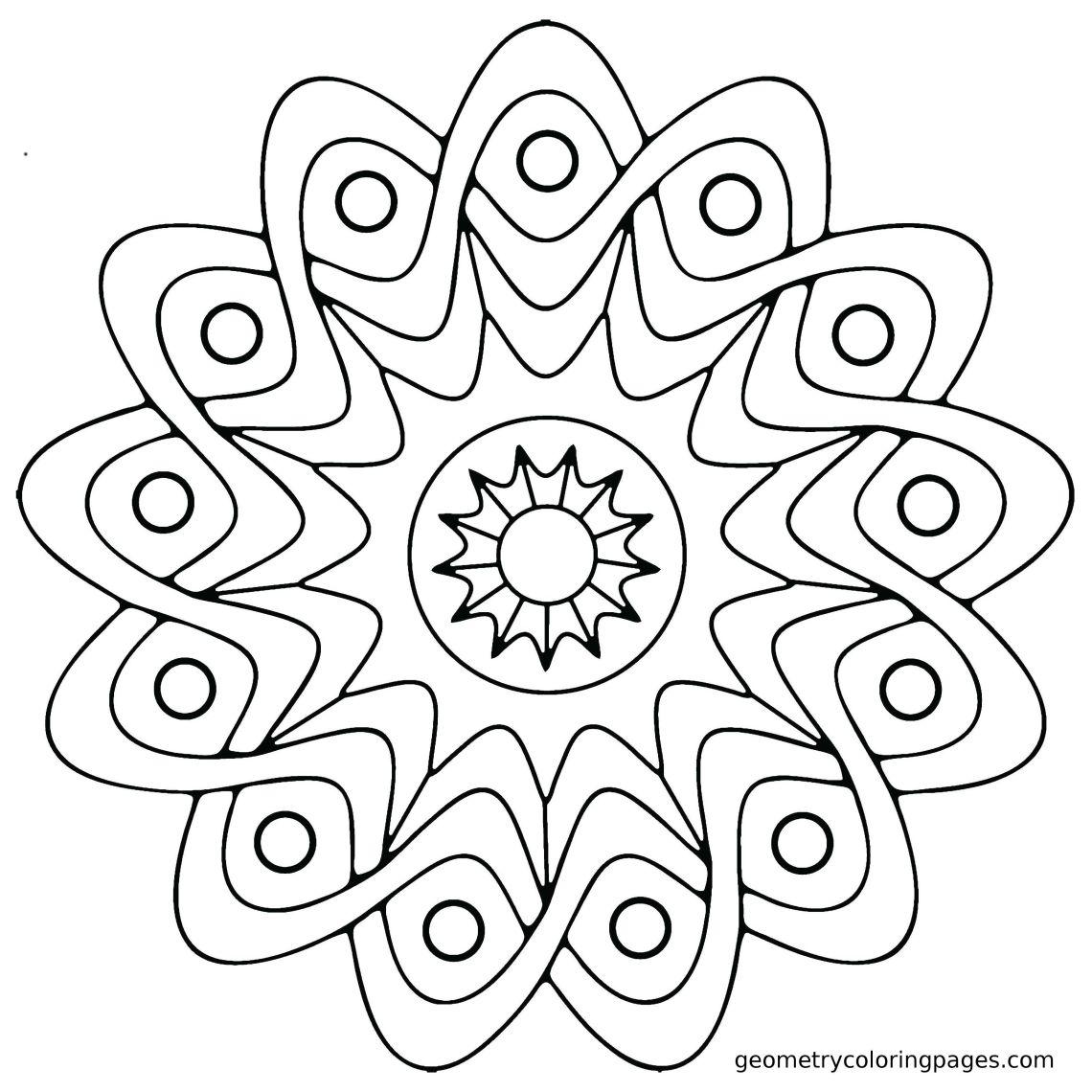 Mandala Coloring Pages Easy Mandala Coloring Pages ...   free printable mandala coloring pages for adults easy