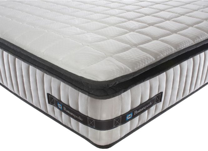 Sealy Rushton Pocket Sprung Mattress Medium Firm Http Mattressesfor Co
