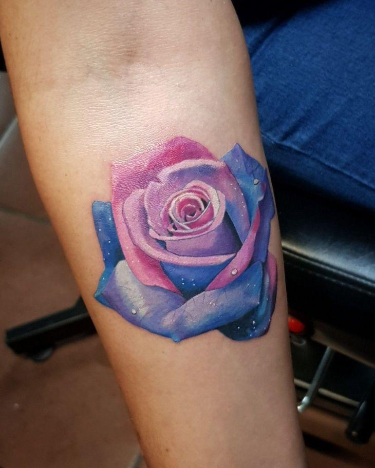 Rose tattoo  tattoos  Pinterest  Rose tattoos Tattoo and Tatto