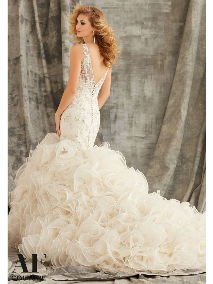 AF Couture Wedding Dress Style   House of Brides  Road to