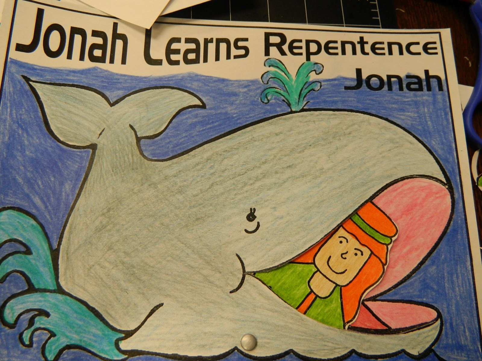 Jonah And The Whale Party