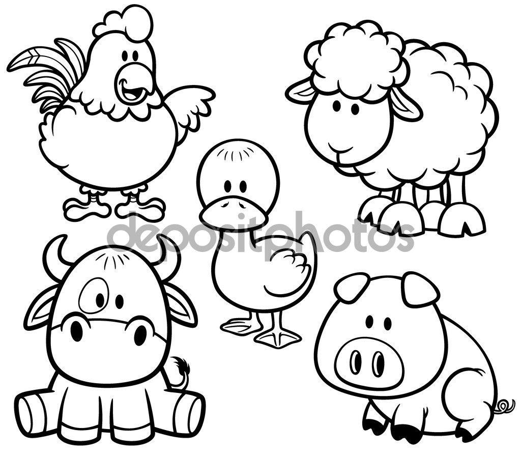 Depositphotos Animals Farm 896