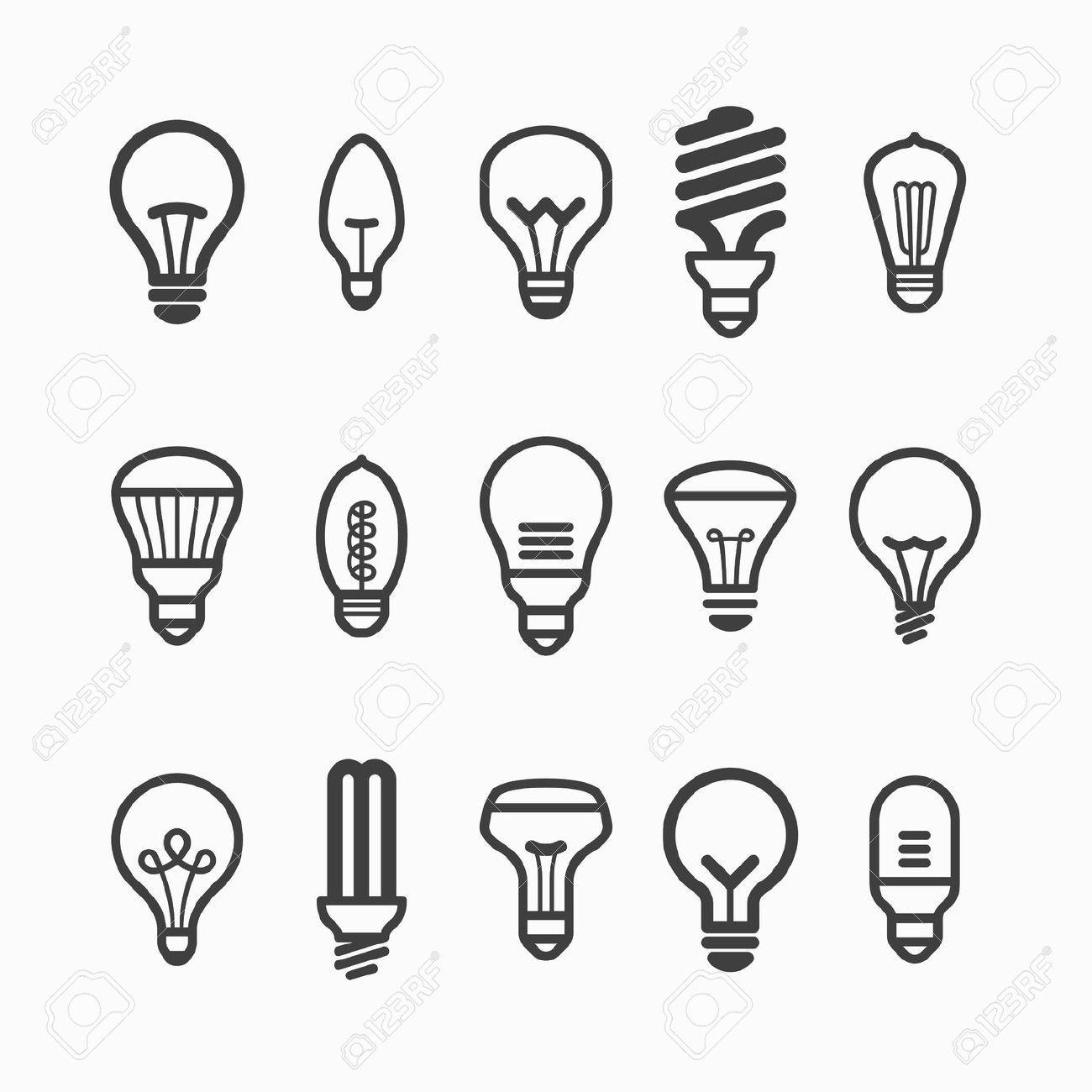 Electrical Symbol For Light Bulb