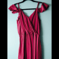 Joie raspberry pink never worn silk dress size s joie silk dress