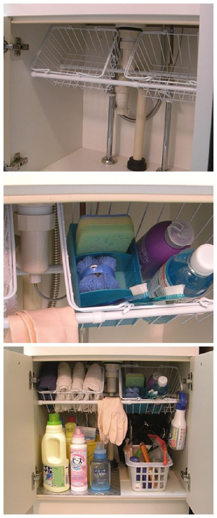 Kitchen Storage Hacks And Ideas Storage can also seem nice and be