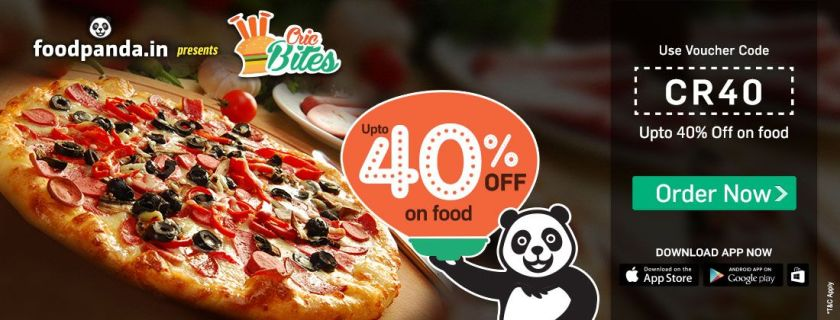 Image result for The Food & Fashion Fest: Get FLAT 40% Off on Foodpanda & Up To 50% Off* on Jabong