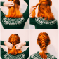 most popular step by step hairstyle tutorials hair style braid