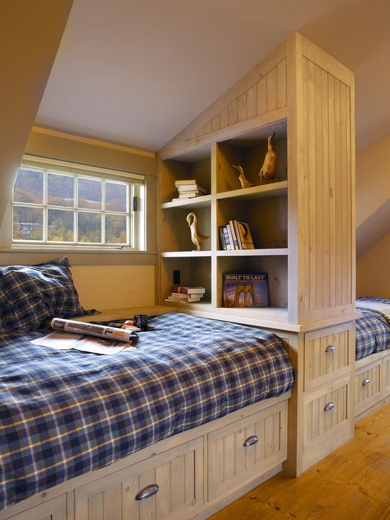 Perfect For An Attic Turned Spare Room In The Loft Of A