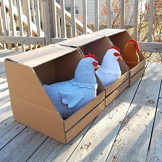 """Great prop for """"Farm"""" in Dramatic Play ... 