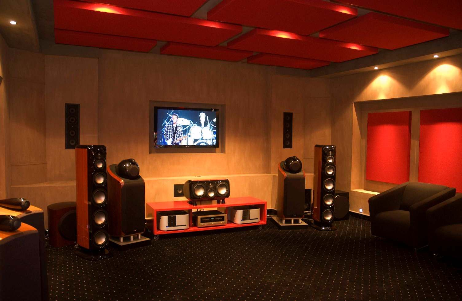 Best Home Theater System Best Home Theater System Moderately ...