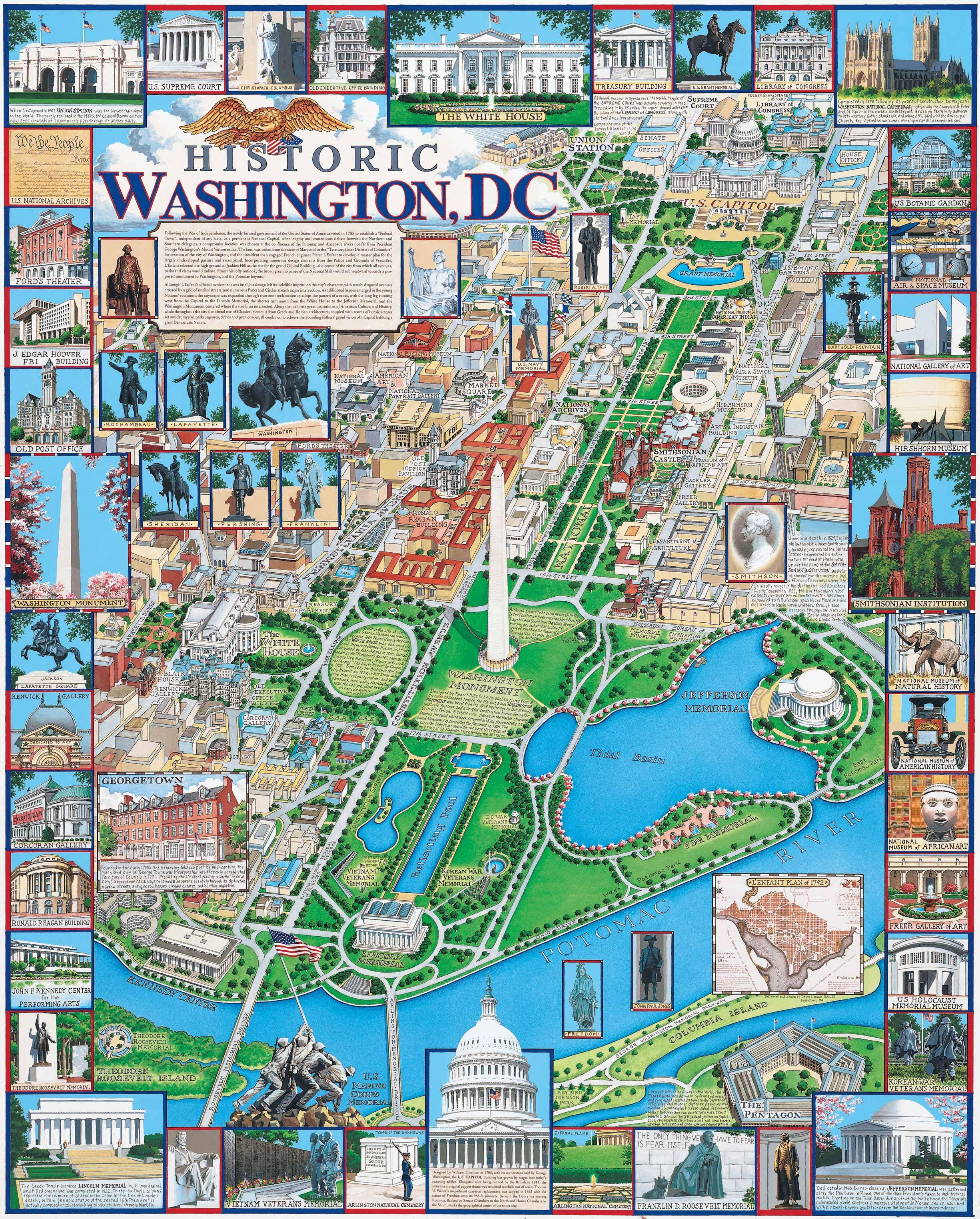 Washington Dc By Dana Gaines
