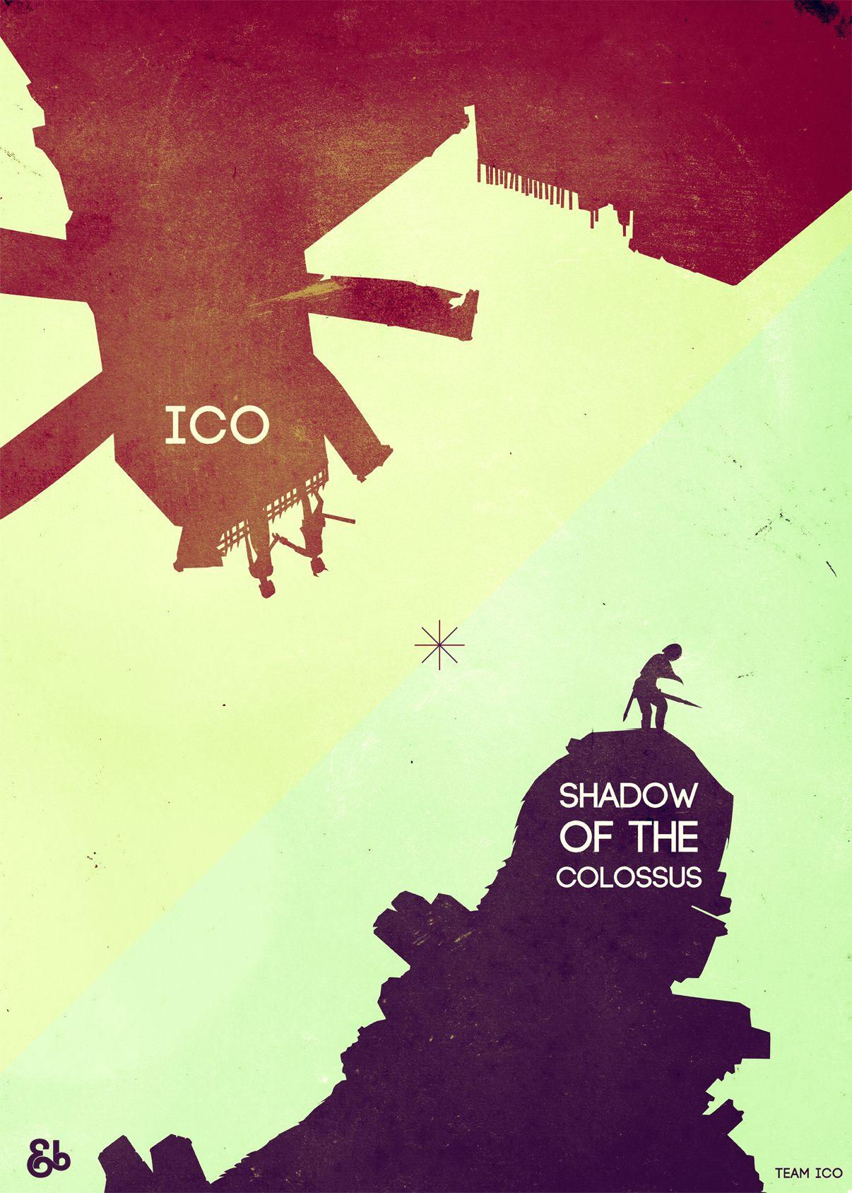 Poster do filme Shadow of the Colossus