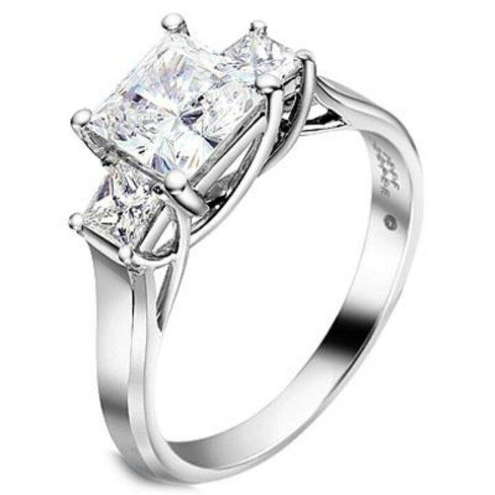 Classic 3 Stone Tiffany Lucida Drake Diamonds Todd