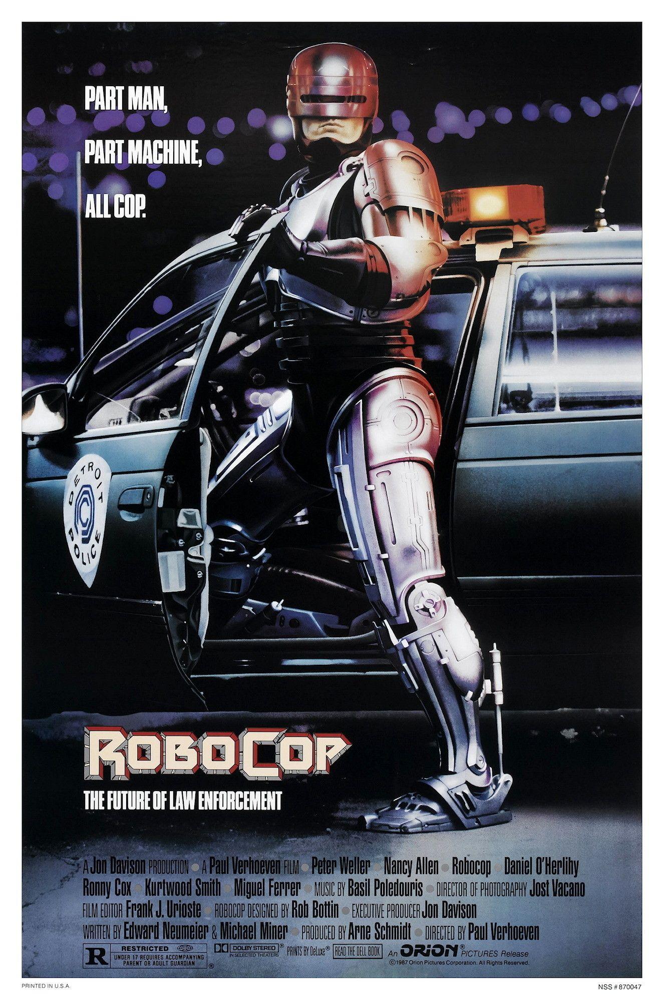 Poster do filme RoboCops