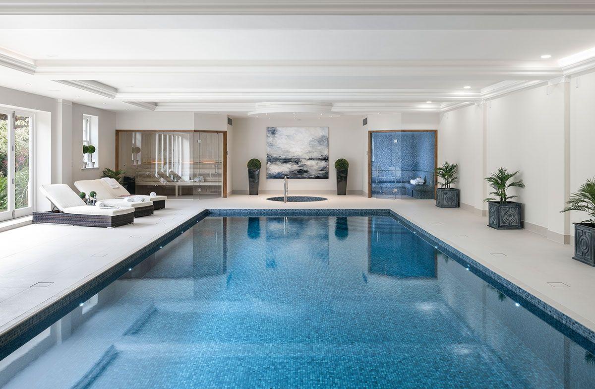 Indoor Swimming Pool Design & Construction