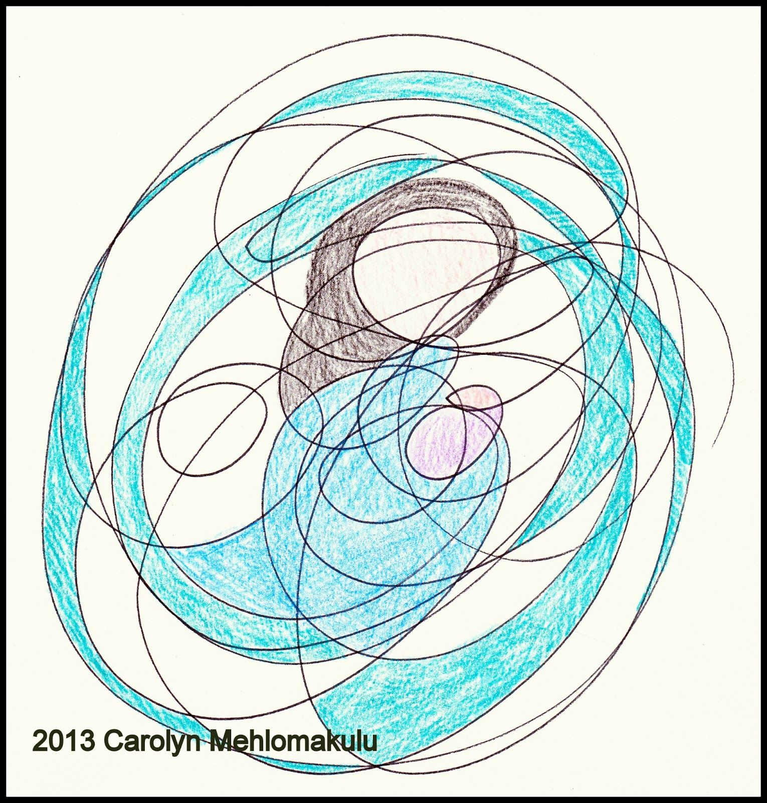 Another Art Therapy Approach Using Scribble Drawings Is To